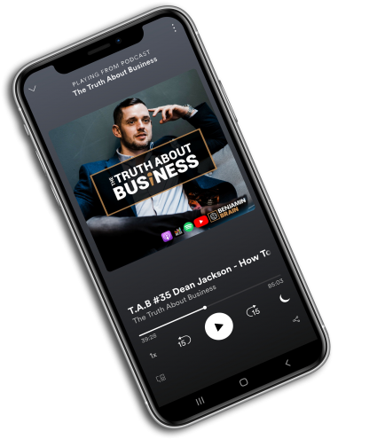 Listen To The Truth About Business Podcast